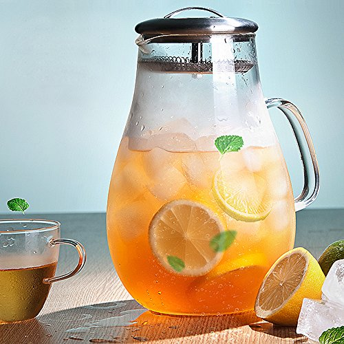 Hiware Pitcher Stainless Beverage Homemade product image