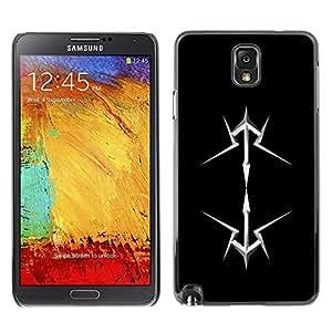 Be Good Phone Accessory // Dura Cáscara cubierta Protectora Caso Carcasa Funda de Protección para Samsung Note 3 N9000 N9002 N9005 // Abstract