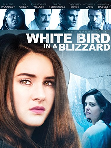 Amazon Com White Bird In A Blizzard Shailene Woodley