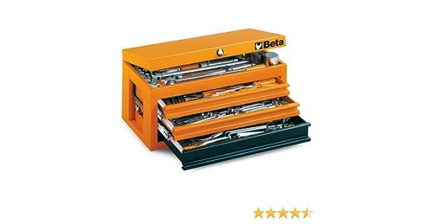 Beta c22o portátil caja de herramientas, con 3 cajones: Amazon.es: Amazon.es