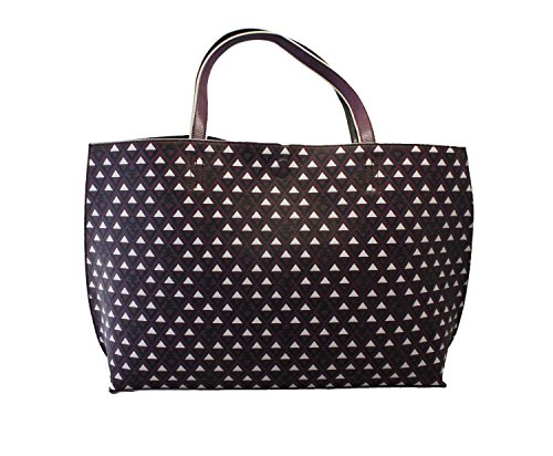 Antemi - Accessori - Shopping bag donna nacchere lulu tendenza - Viola