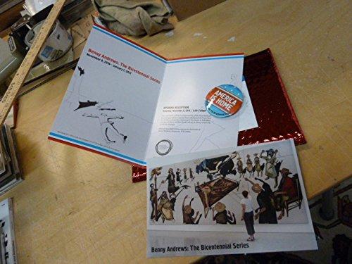 Download Benny Andrews Art Ephemera Pack pdf