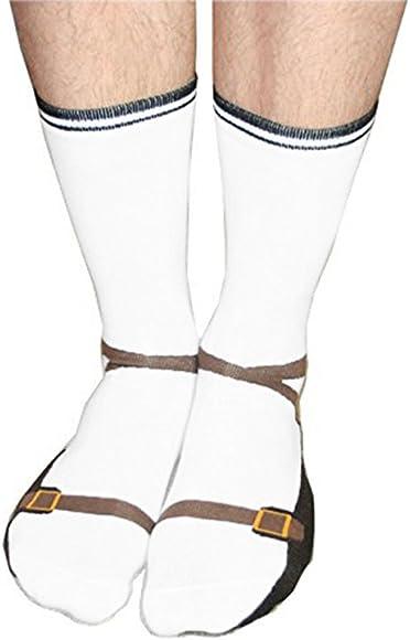 Strümpfe Paar Jesuslatschen Opa Im Sandalen Socken w8n0POkX
