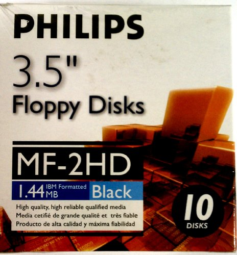 Philips Floppy Disks (FD1D9NX1017) (FD1D9NX1017)