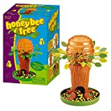 Game Zone P8070 International Playthings - Honey Bee Tree - Don't Wake the Bees Please! Classic Family Fun for Ages 3 and up