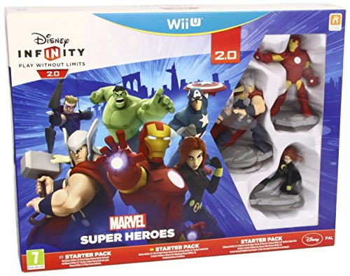 Disney Infinity: Marvel Super Heroes. Starter Pack 2.0