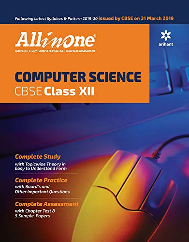 all in one book CS