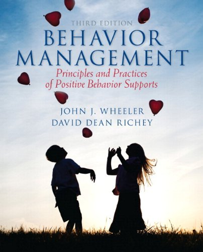 Behavior Management, Pearson eText with Loose-Leaf Version -- Access Card Package (3rd Edition)