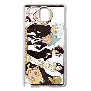 SOUL EATER Samsung Galaxy Note 3 Cell Phone Case White QD9342633