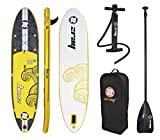 "ZRAY X2 - ALL AROUND Inflatable Stand-Up Paddle Board 10'10"" iSUP Package"
