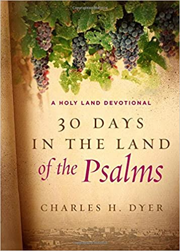 Image result for 30 days in land psalms dyer