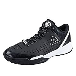 PEAK Men's Tony Parker TP9-II LITE Basketball Shoes Robin Blue Size US7