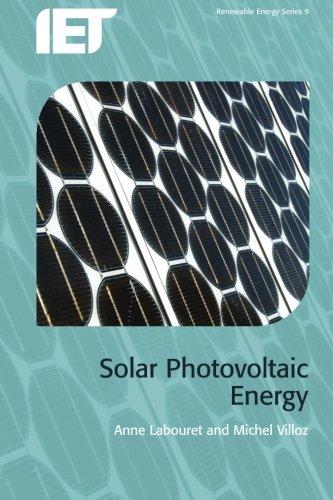 Solar Photovoltaic Energy (Energy Engineering)