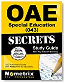 OAE Special Education (043) Secrets Study Guide: OAE Test Review for the Ohio Assessments for Educators