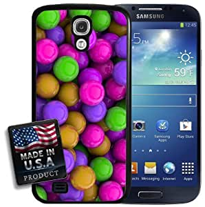 3D Colorful Candy Balls Galaxy S4 Hard Case