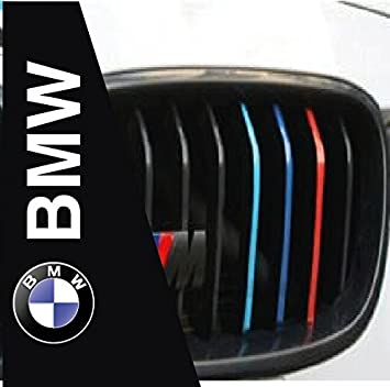 50cover Lineas para Parrilla BMW: Amazon.es: Coche y moto