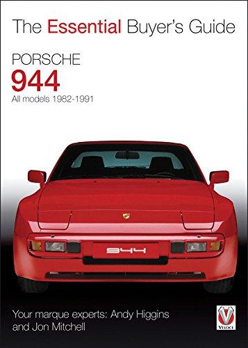 Porsche 944 (Porsche 944: All models 1982-1991 (Essential Buyer's Guide))