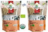 Organic Ajwain Seeds - ★ USDA Certified Organic - ★ European Union Certified Organic - ★ Pesticides Free - ★ Adulteration Free - ★ Sodium Free - Pack of 2 X 7 Ounces (14 Ounces) - 24 Mantra Organic