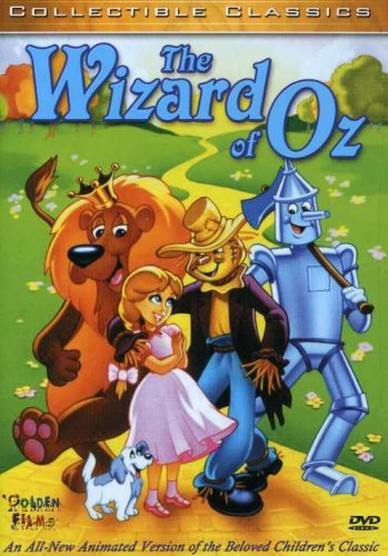 Witches Of Oz Movie (The Wizard of Oz (Golden Films))