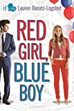 Red Girl, Blue Boy: An If Only novel
