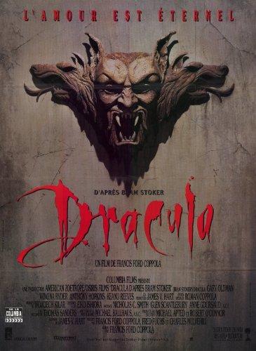 Bram Stoker's Dracula Poster Movie French Gary Oldman Winona Ryder Anthony Hopkins