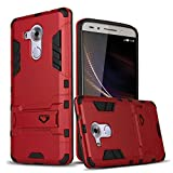 Mate 8 Case, CASEFORMERS Ultra Slim Huawei Mate 8 Armor Case for Huawei Mate 8 [Shockproof Case] - Crimson Red