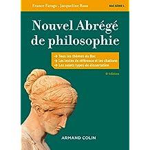 Nouvel abrégé de philosophie - 6e éd. : Bac série L (French Edition)