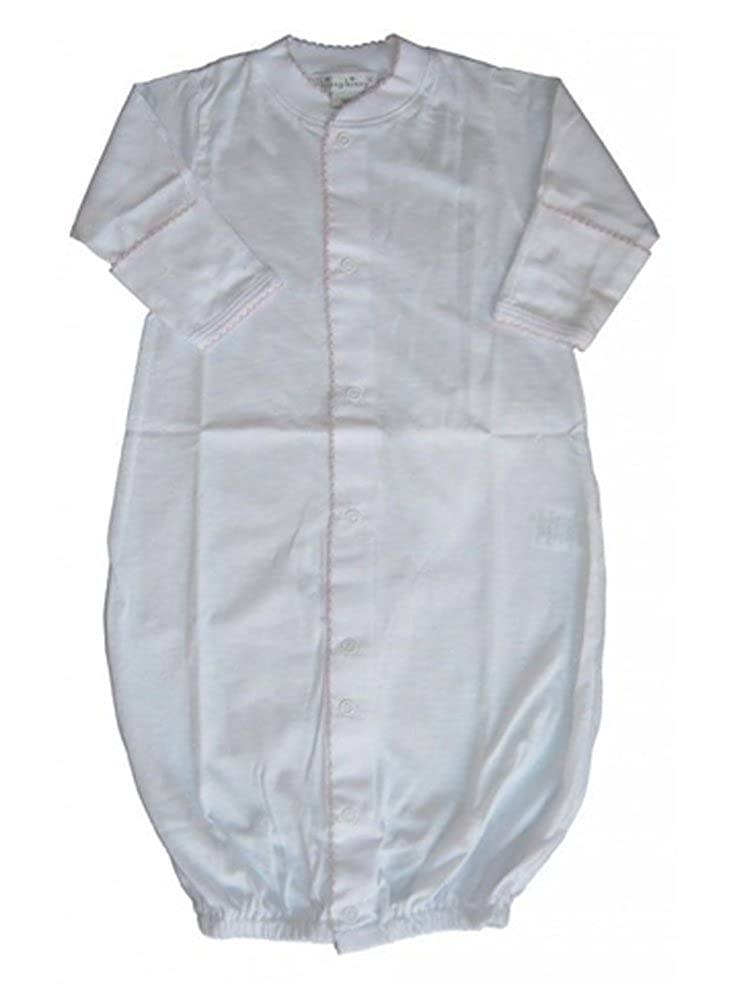 Kissy Kissy Baby Signature Convertible Gown 113-14-WHPK-COS