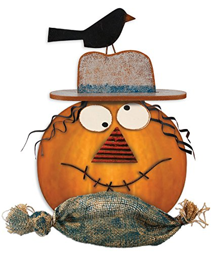 Halloween Scarecrow Pumpkin Dress up Kit