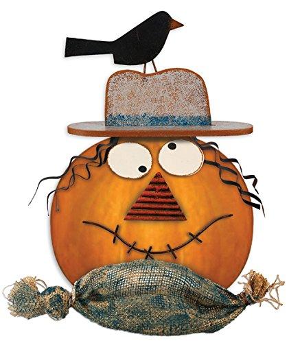 Halloween Scarecrow Pumpkin Dress up Kit
