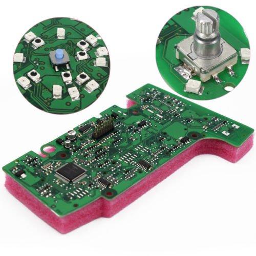 Multimedia MMI Control Panel Circuit Board W/Navigation for Audi A6 A6L Q7 Dossy