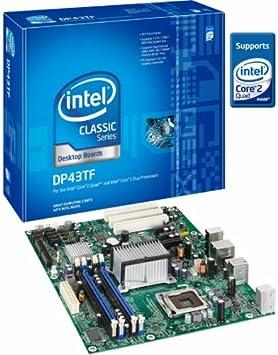 driver intel desktop board dp43tf