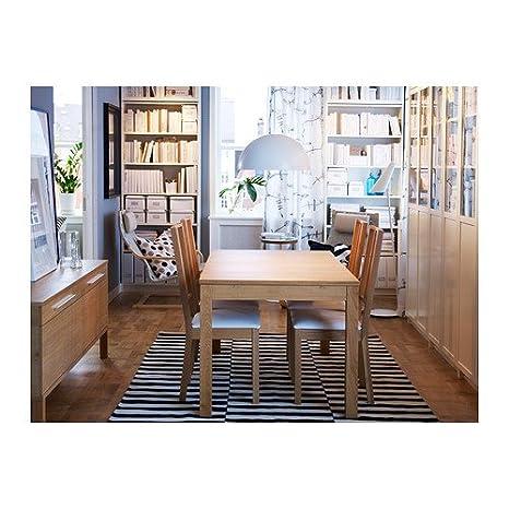 Maison Borje BlancCuisineamp; Ikea Ikea ChaiseChêneGobo BlancCuisineamp; Borje ChaiseChêneGobo O8n0XwPk
