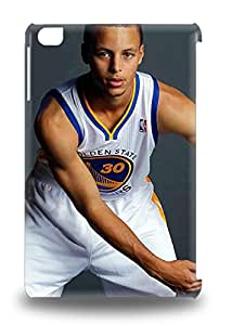Ipad Cover 3D PC Case NBA Golden State Warriors Stephen Curry #30 Compatible With Ipad Mini/mini 2 ( Custom Picture iPhone 6, iPhone 6 PLUS, iPhone 5, iPhone 5S, iPhone 5C, iPhone 4, iPhone 4S,Galaxy S6,Galaxy S5,Galaxy S4,Galaxy S3,Note 3,iPad Mini-Mini 2,iPad Air )