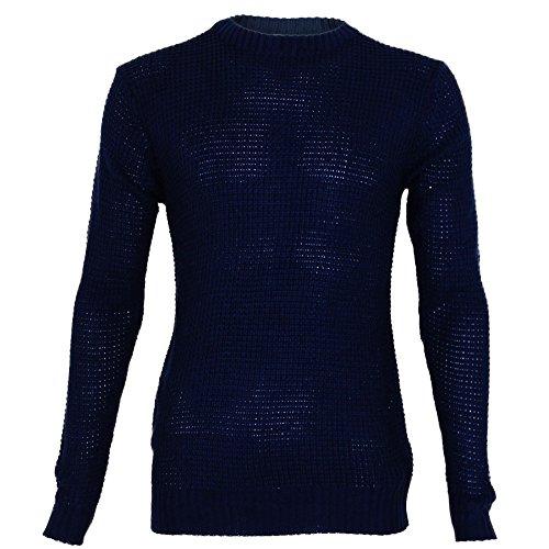 Brave Soul - Jersey - para mujer azul marino