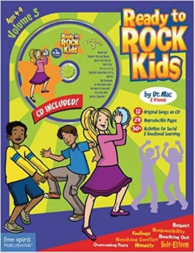 Ready to Rock Kids Volume 3: CD and Activity Book (Ready to