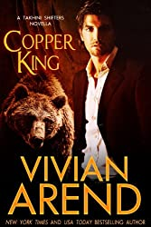 Copper King (Takhini Shifters Book 1)