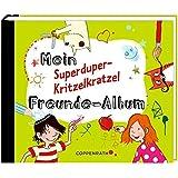 Freundebuch: Mein Superduper-Kritzelkratzel Freunde-Album