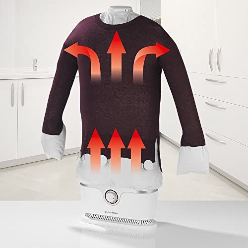 Planchador automático para camisas CLEANmaxx | Planchador para ...