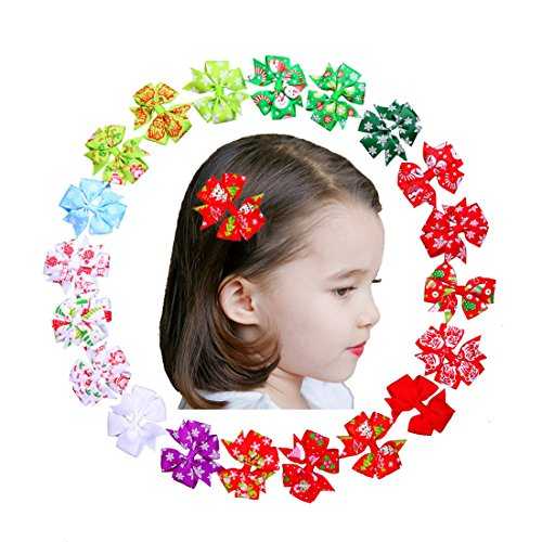 christmas hair accessories