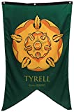 Calhoun Game of Thrones House Sigil Wall Banner (30'' by 50'') (House Tyrell)