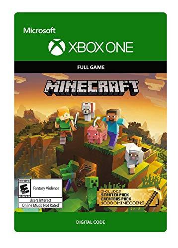 Minecraft Master Collection - Xbox One [Digital Code]