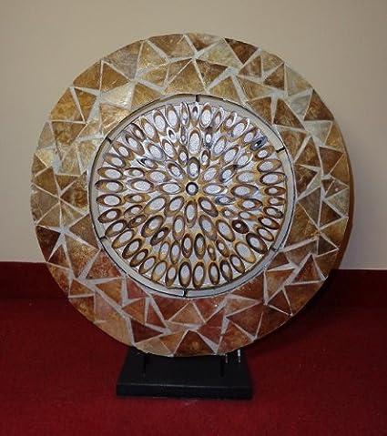 asiáticas Modelo bambu - Mata lámpara de y mesa decorativa ...