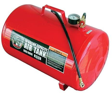 ATD Herramientas 9890 tanque de aire - 10 litros capacidad: Amazon.es: Coche y moto