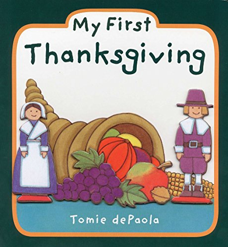 My First Thanksgiving -