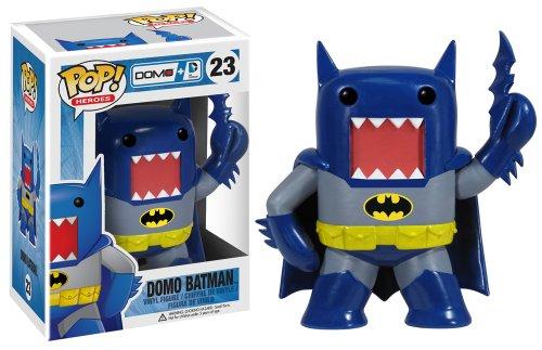 Domo Kun Mascot Costume (Funko Pop Heroes Domo Batman Vinyl Action Figure, Blue)