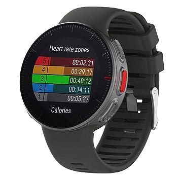 ningxiao586 Correa de Silicona Correa para la muñeca Compatible con el reemplazo de los Accesorios para Relojes Inteligentes VARage V de Polar: Amazon.es: ...