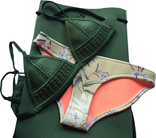 Brakinis Womens Neoprene Swimsuit Swimwear product image