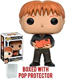 Funko Pop! Movies: Harry Potter - George Weasley Vinyl Figure (Bundled with Pop Box Protector Case)