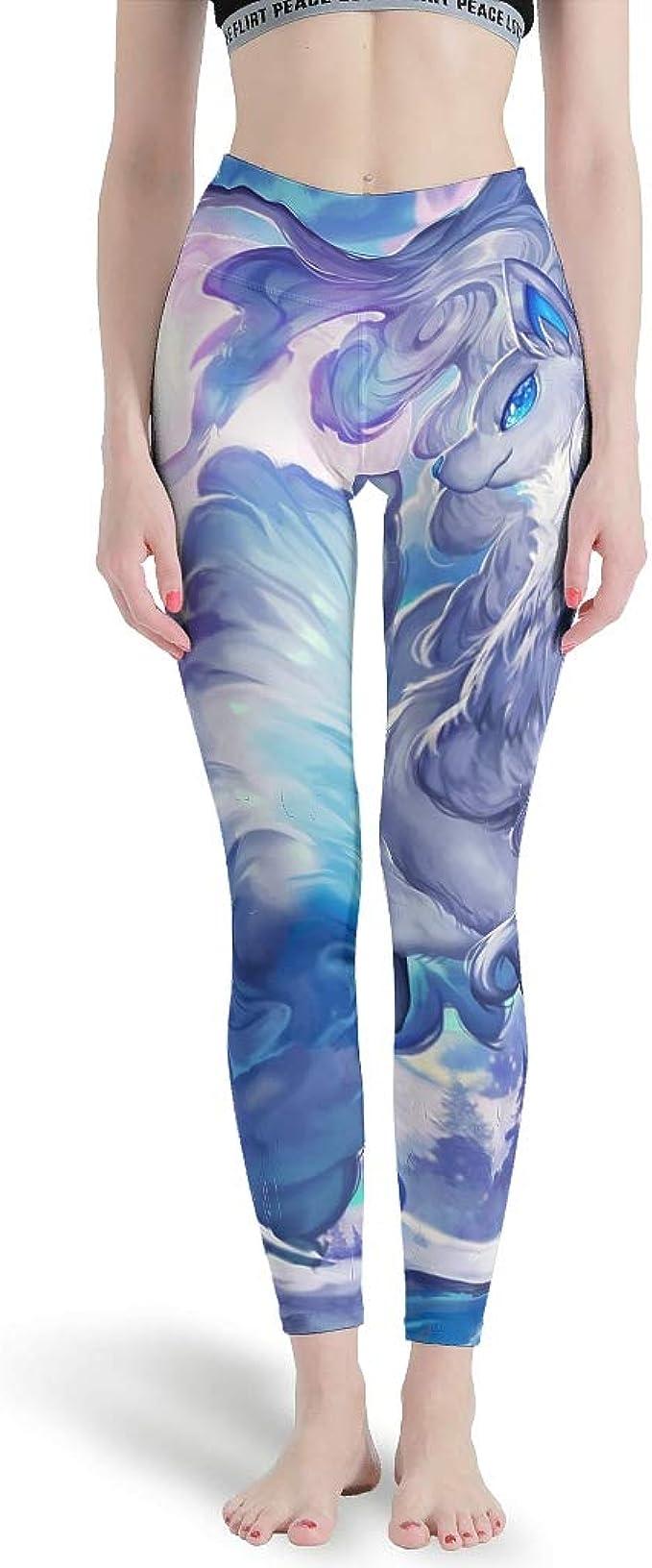 Fox Animal Lovers Yoga Yoga Gift Fox Yoga Yoga Pants No Fox Given Yoga Leggings Leggings Animal Yoga